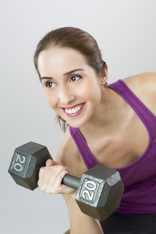 Ćwicz regularnie aby zachować zdrowie i prawidłową wagę